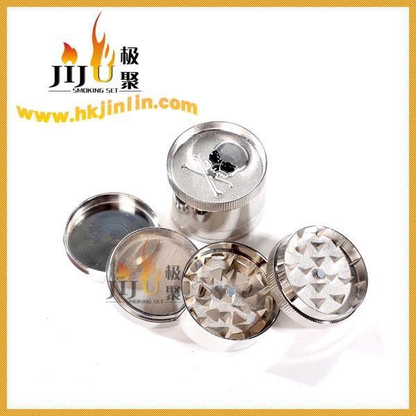 ييوو jl-104j jiju منتجات جنسية للرجال 56mm مصقول cnc عشب مطحنة