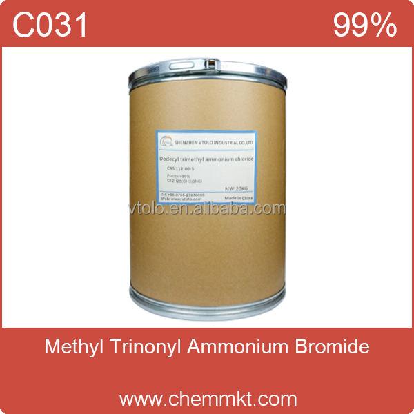 Fungizid/antistatika Methyl Trinonyl Ammonium Bromid
