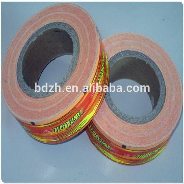 ламинированной пэ литой бумаги для упаковки конфет