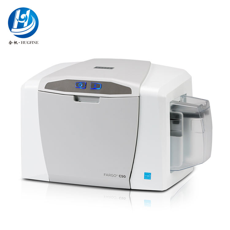 Easy-to-use FARGO C50 Thermal Card Printer