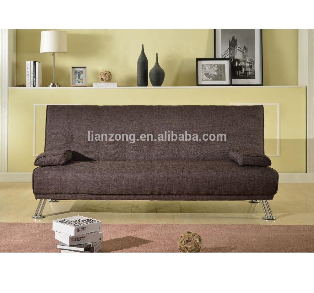 Nueva York tela sofá cama funcional LZ1788