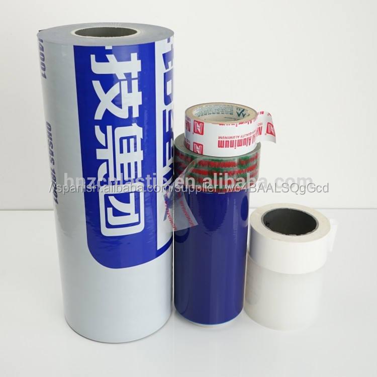 Embalaje impreso superficie recubierto de <span class=keywords><strong>cinta</strong></span> de protección película para los países acp