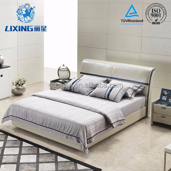 Allibaba Com In Pelle Mobili Letto King Size