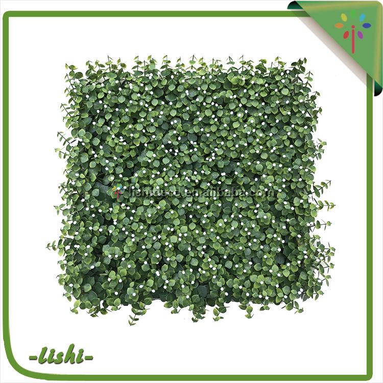 Ahorro de Energía de diseño personalizado fácilmente 25*25 cm impermeable sándwich paredes verdes