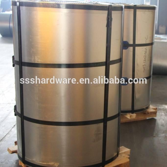 Gi bobina de acero <span class=keywords><strong>precio</strong></span> roof electro galvanizado bobina