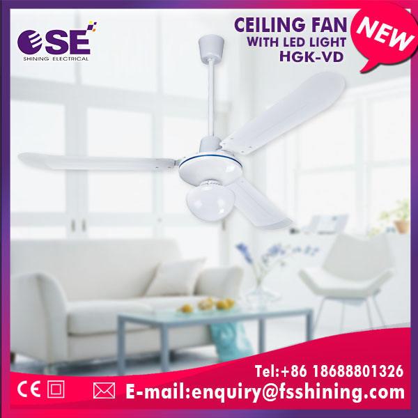 56''cheap coût KDK conception Chine ventilateur de plafond