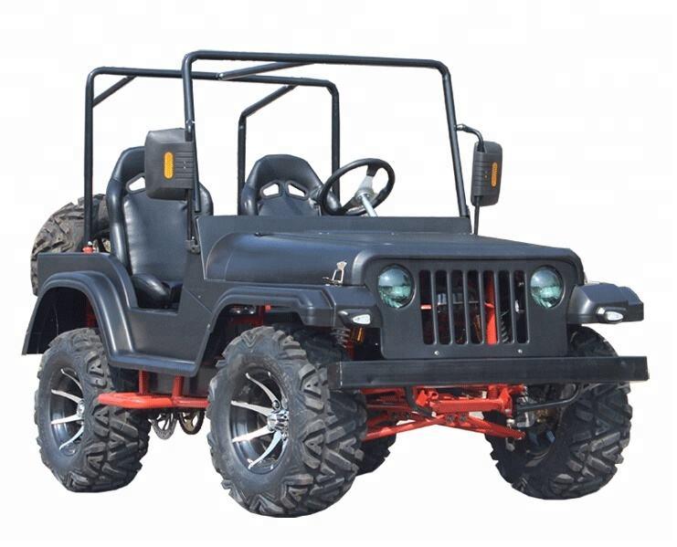 2018 nova adulto barato mini jeep willys 200cc