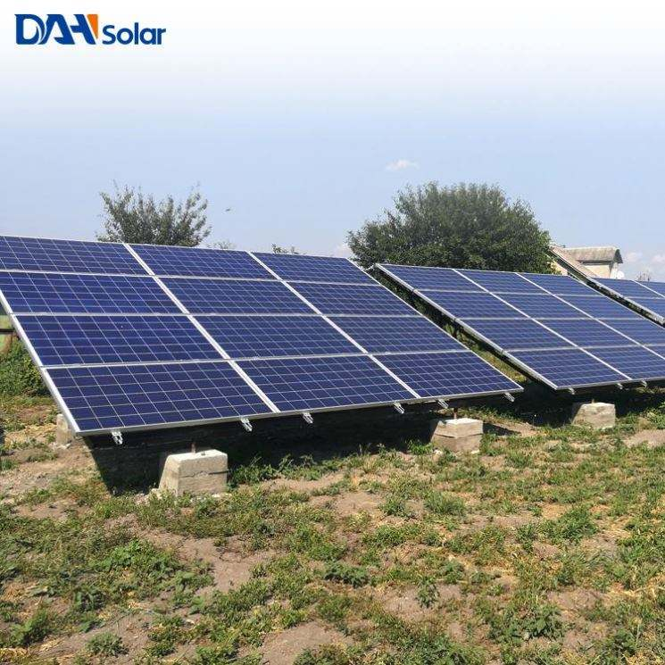 Large scale Solar floating system power plant for lake 5kw 50kw 100kw