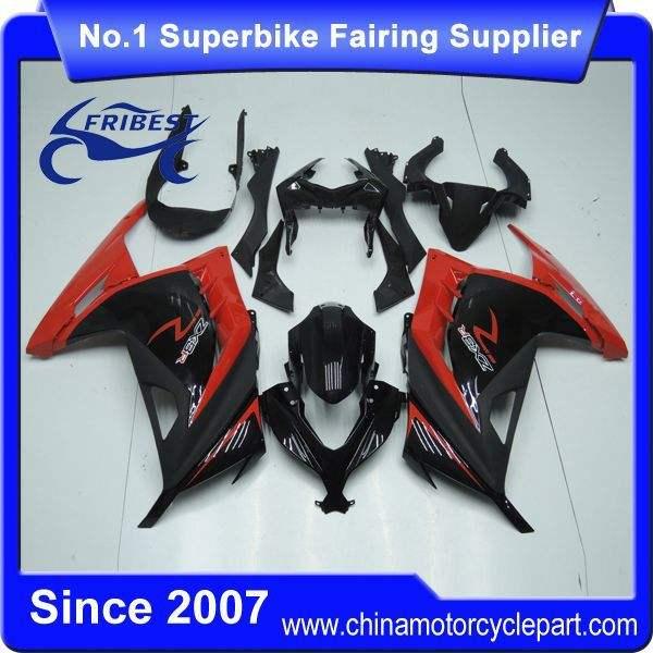 ffkka002 động cơ fairing cho ninja300 2013 2014 màu <span class=keywords><strong>đỏ</strong></span> đen