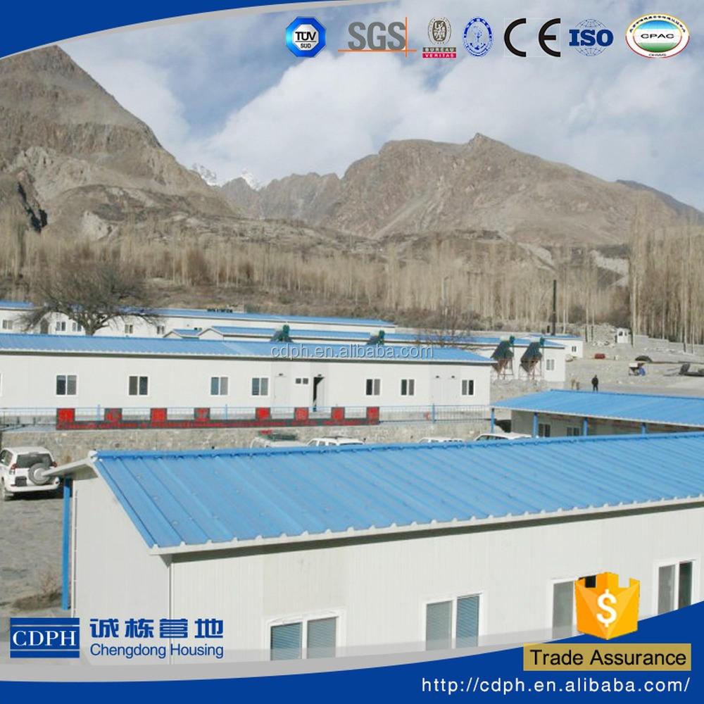 Casa prefabricada para hospital Clínica centro de <span class=keywords><strong>salud</strong></span> para la ayuda de campo