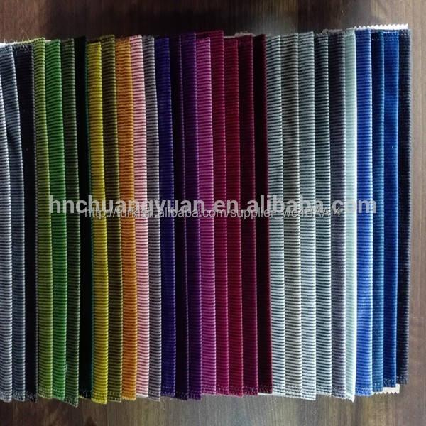 100 polyester <span class=keywords><strong>triko</strong></span> fırçalanmış tür kanepe malzeme kumaş imal tarafından