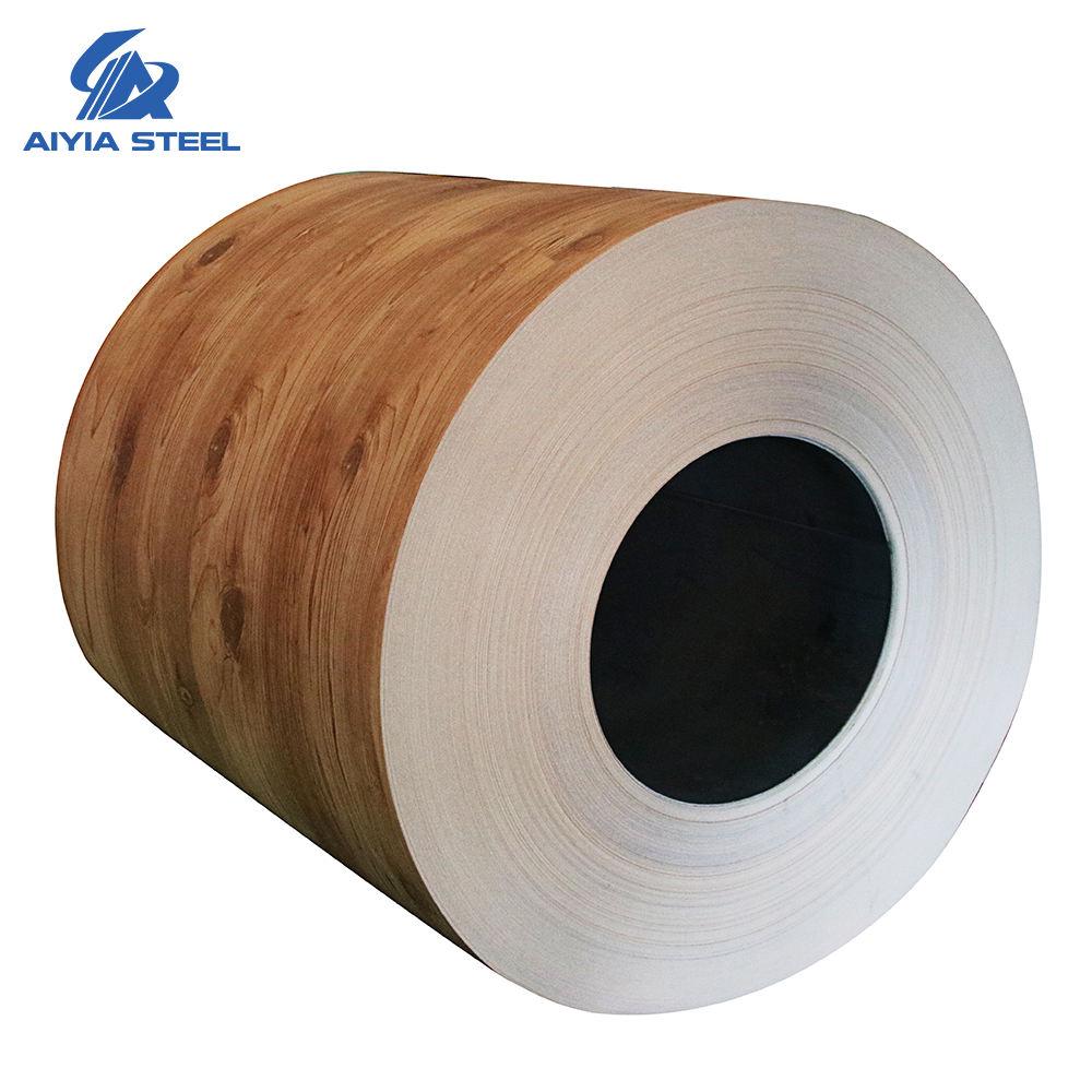 Teste padrão de madeira bobina de aço ppgi AIYIA inversor de corrente alternada para vendas por atacado