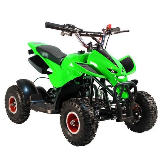 4 wheeler 2 tiempos refrigerado por aire Mini Quad ATV 4x4 49CC