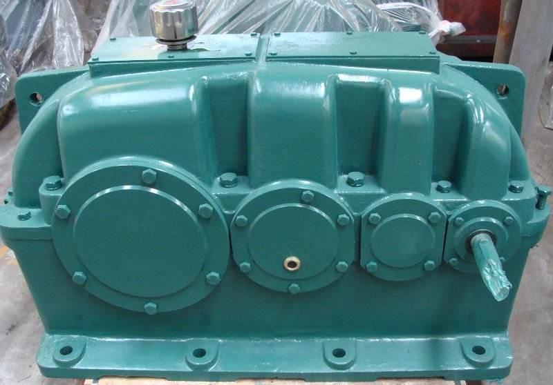 China Guomao Cimento redutores industriais ZSY315 De Cana unidade de redutor de velocidade caixa de câmbio