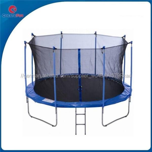 CreateFun ce-zertifizierung folding runde 13ft trampolin
