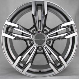 복제 휠 적합 BMW 자동차 합금 바퀴 MS 기계 얼굴 새로운 디자인 17 18 19 인치 중국 도매 합금 휠