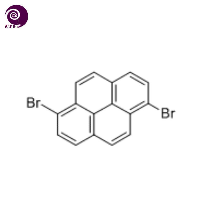 Oled سيطة الصيدلانية المواد [CAS27973-29-1] 1 6-Dibromopyrene