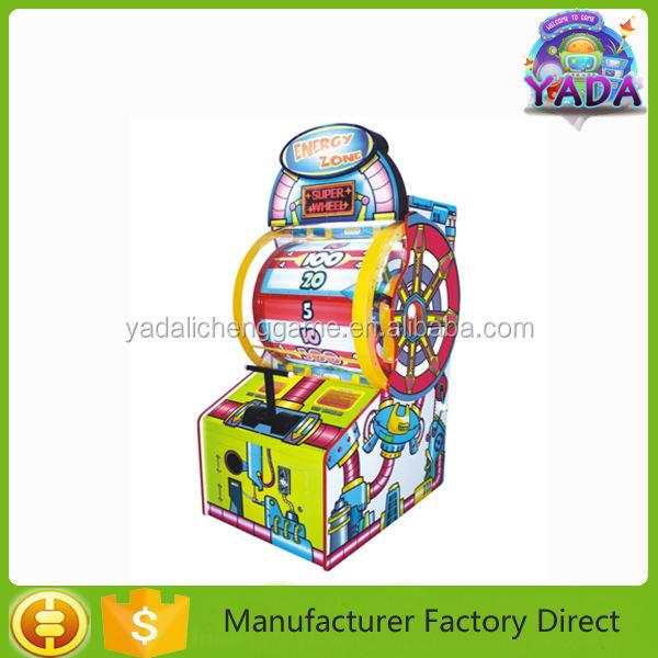 Venda quente redenção do bilhete de loteria máquina de jogo super turing