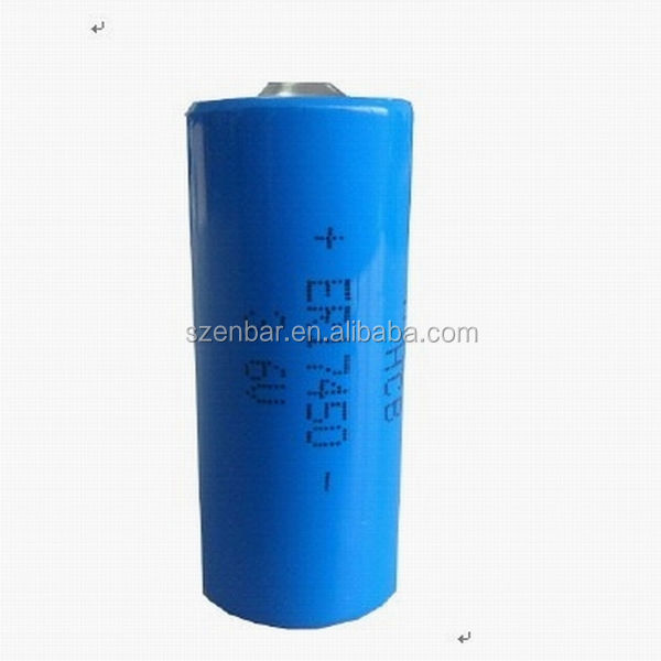 3.6V 2900mAh ER17450 Li-ion battery for weighing scale