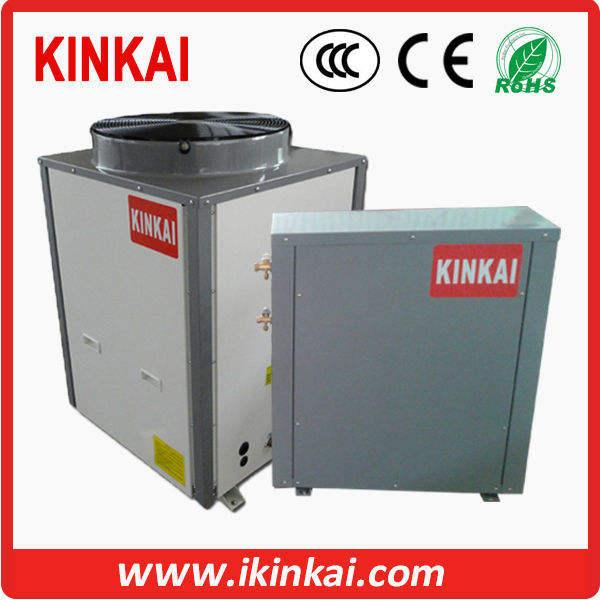 Tipo split de aire al agua bomba de calor evidencia kw con el calentador eléctrico auxiliar