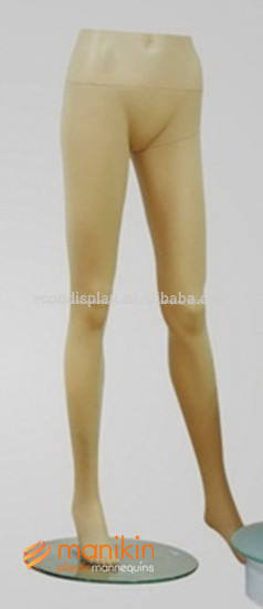 Parte inferior del cuerpo del torso maniquí de mannequin trouser