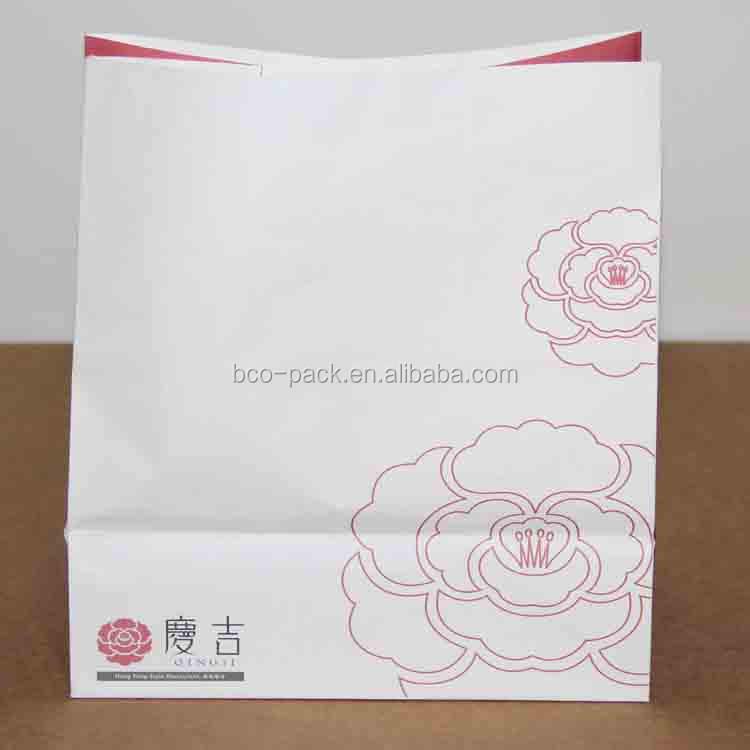 Безопасности бумажный мешок попкорна в Китае