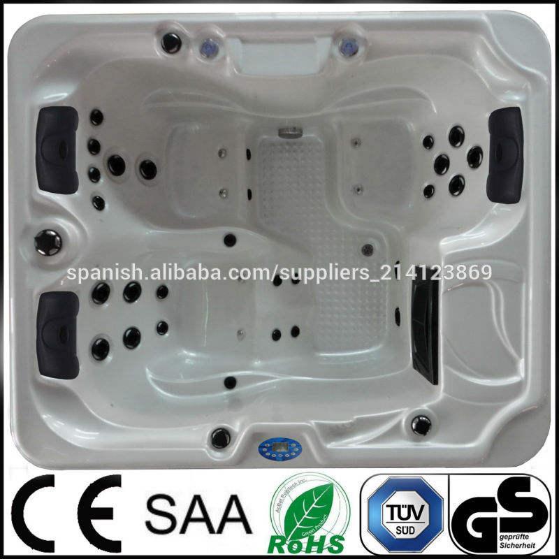 nueva bañera de hidromasaje seguridad desgin exterior spa jacuzzi para 3 personas