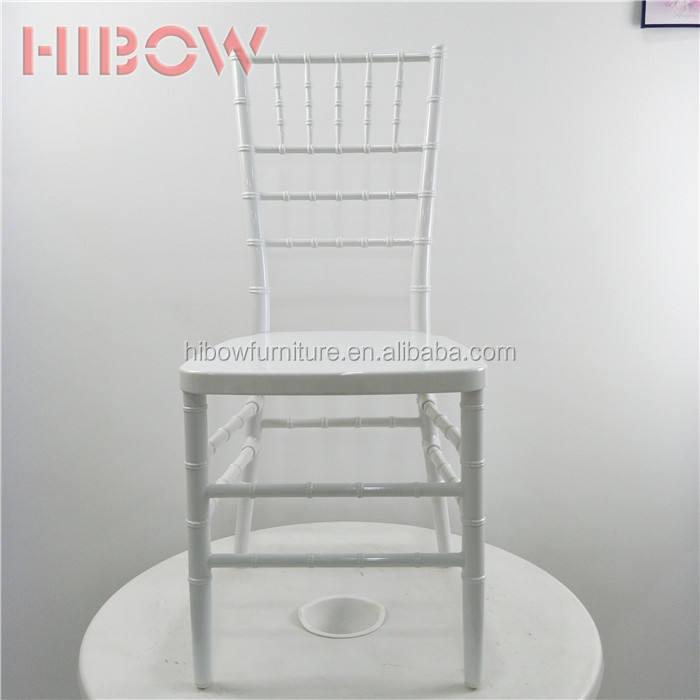 Apilable muebles de comedor partido Tiffany Chiavari silla