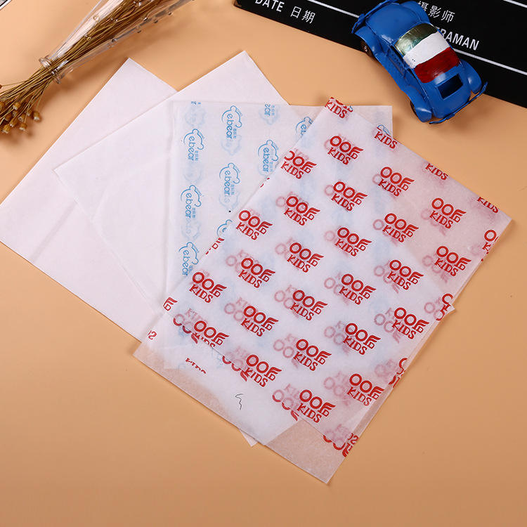 Красочные 22gsm 17gsm листов ткани оберточной бумаги