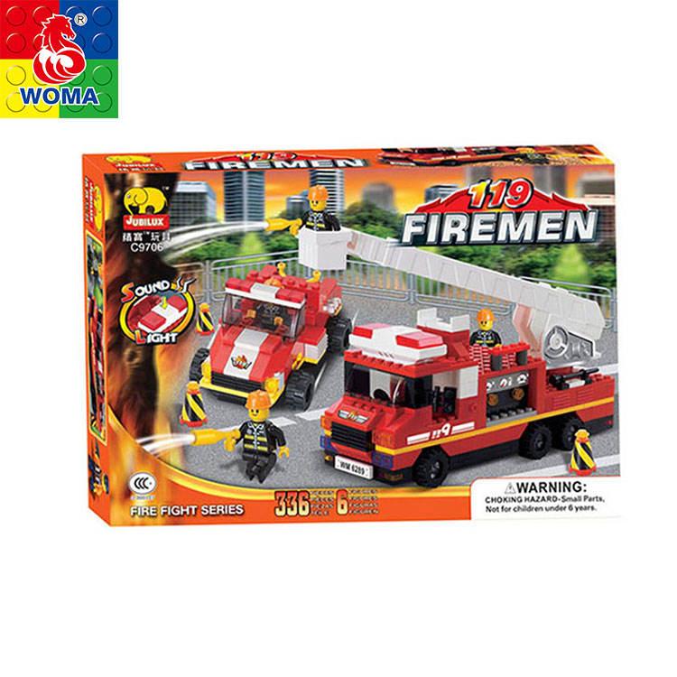 Comercio al por mayor personalizada construcción ladrillo juguete