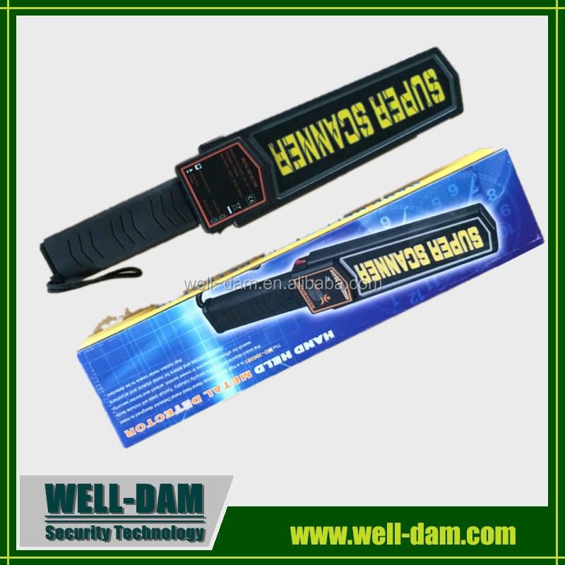 Mão detector de metais MD3003B1 super <span class=keywords><strong>scanner</strong></span>