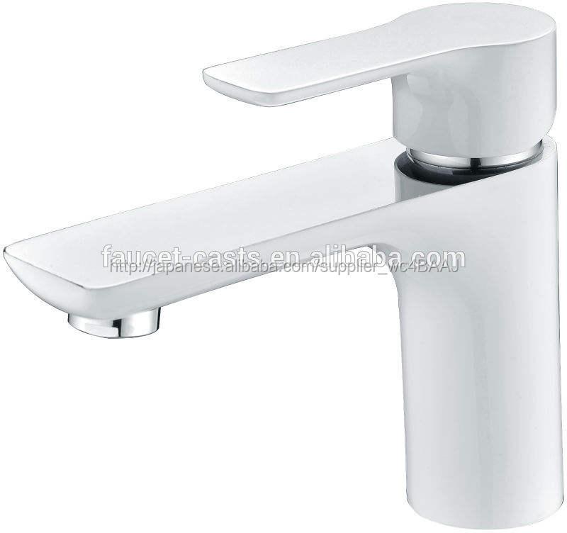 エレガントな新しいモデル2015シングルレバーの浴室の蛇口の真鍮流域衛生陶器
