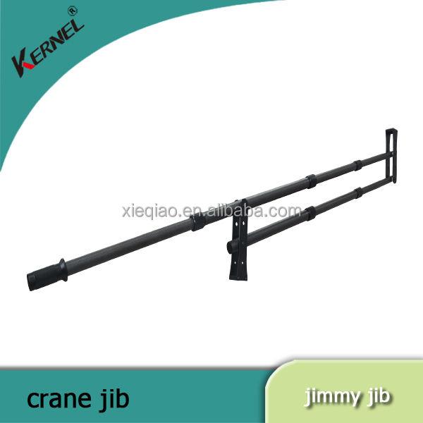 Kernel foto de fibra de carbono de vídeo DSLR <span class=keywords><strong>cámara</strong></span> crane Jib con 360 grados toma panorámica