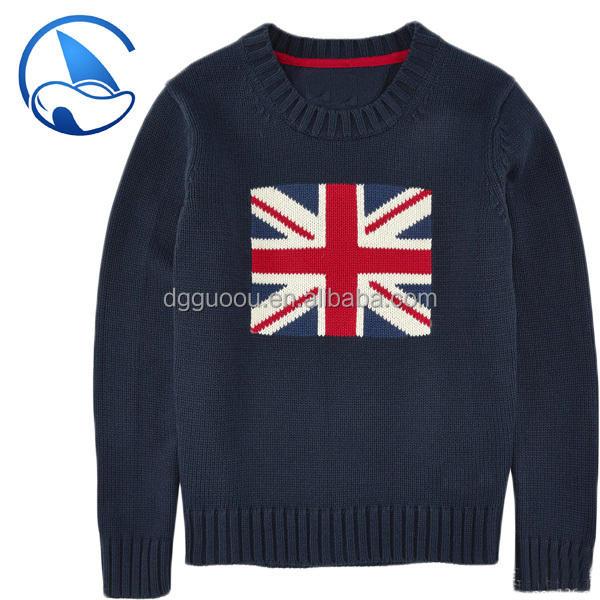 Оптовая продажа жаккардовый свитер вязать свитер и для детей
