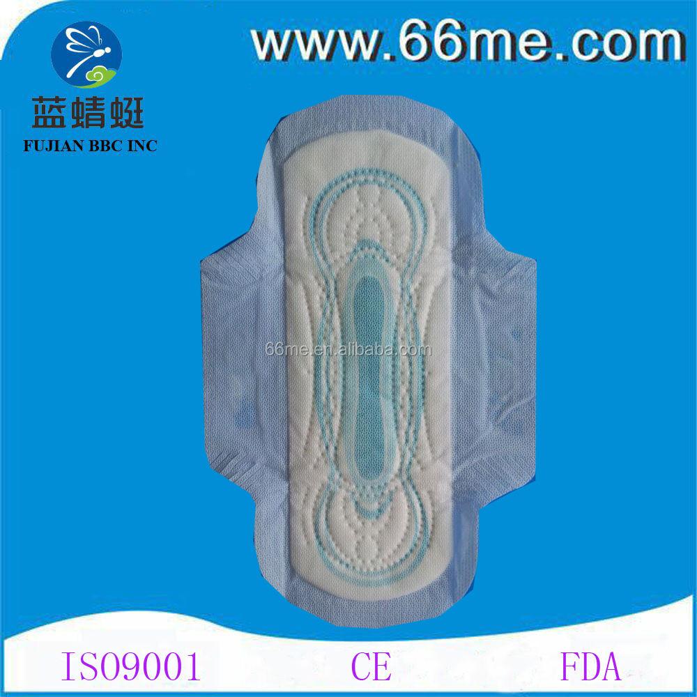 Coton imprimé haute absorption airlaid souples jetables <span class=keywords><strong>papier</strong></span> meilleur super taille dames hygiéniques en