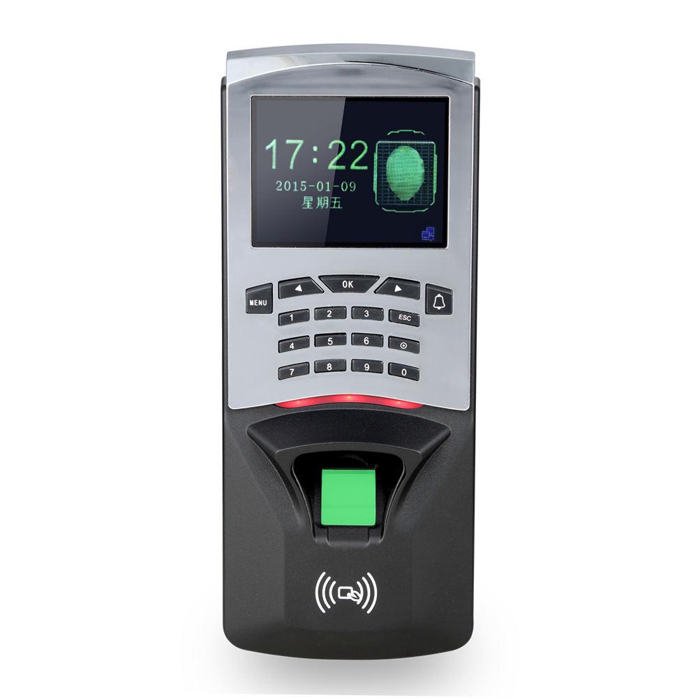 Huella dactilar tarjeta inteligente de asistencia y acceso a la Puerta de los sistemas de Control de <span class=keywords><strong>productos</strong></span> para oficina