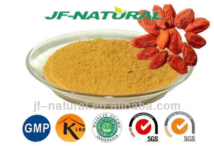 100% природные lycium экстракт/экстракт ягоды годжи/wolfberry экстракт
