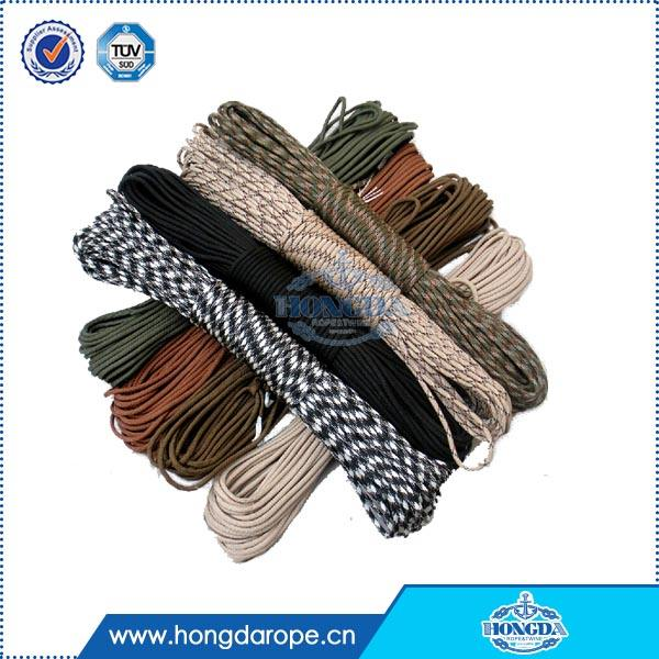 7-strand 100% virgin polyester 550 <span class=keywords><strong>paracord</strong></span> 끈 대 한 <span class=keywords><strong>paracord</strong></span> 생존 bracelet 만들기