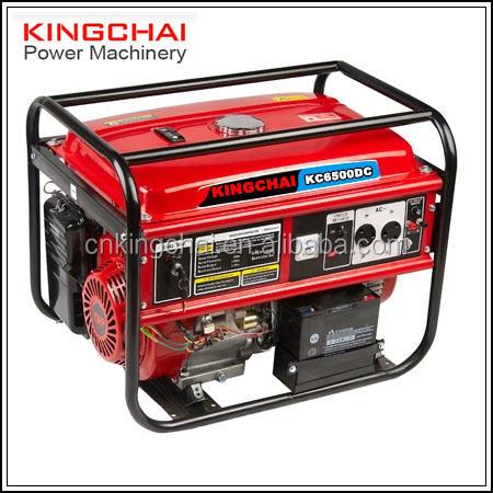 Kingchai 5KW haute qualité générateurs <span class=keywords><strong>à</strong></span> <span class=keywords><strong>essence</strong></span> principales <span class=keywords><strong>pièces</strong></span> de la ville de Chongqing