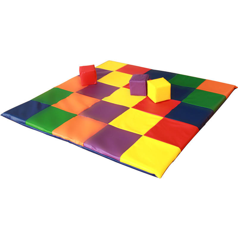 crazy sell baby soft touch PVC leather educational play mat