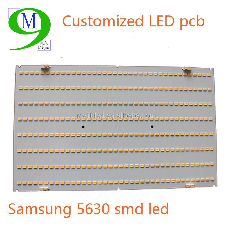 Шэньчжэнь профессиональный дизайн 240 светодиодов Samsung LM561C S6 bin smd led платы 304 светодиодов 100 В