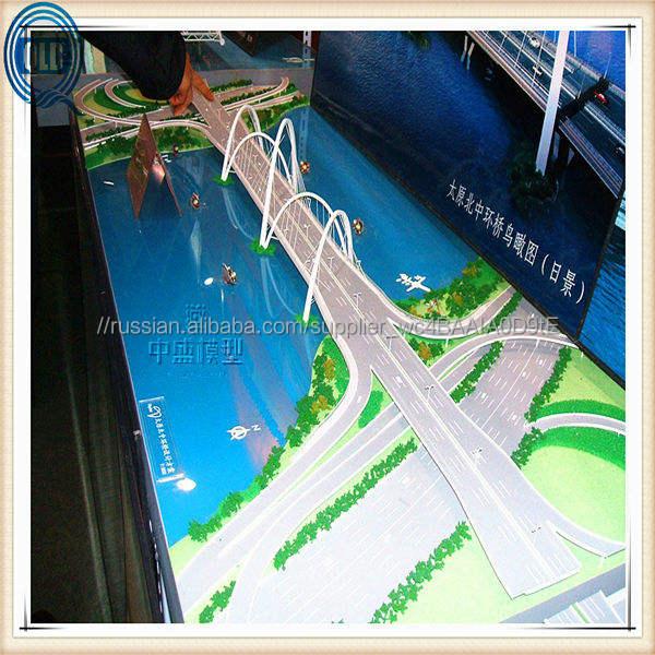 Выставка модель из коммерческого дизайна предложение / проектор схема модель / предложение дизайн модели на строительные
