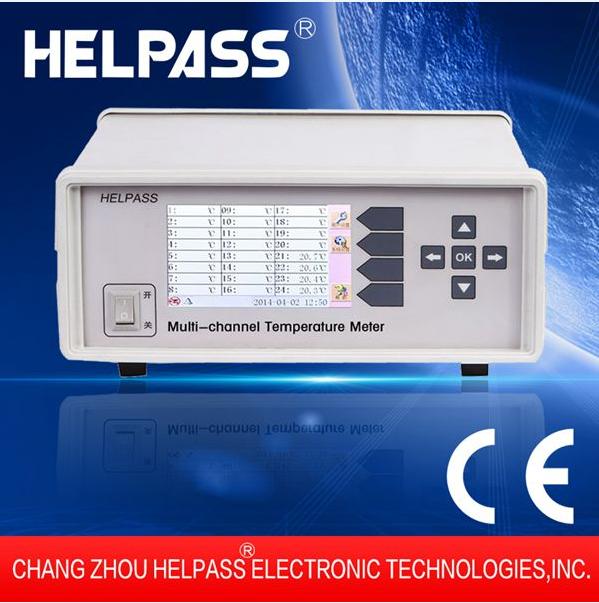 メーカー価格32チャンネル温度データロガーでrs232インタフェース