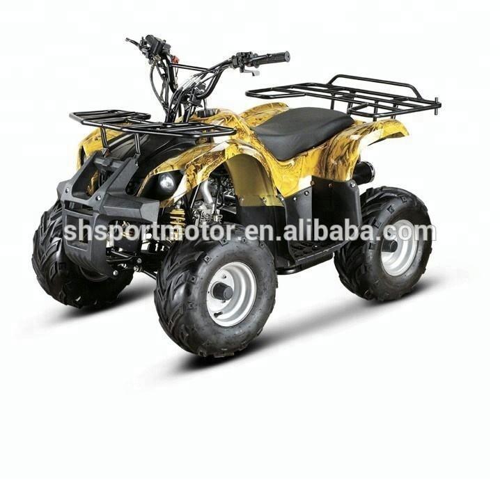 Nueva llegada Quad 49cc 110cc 125cc mini quad ATV