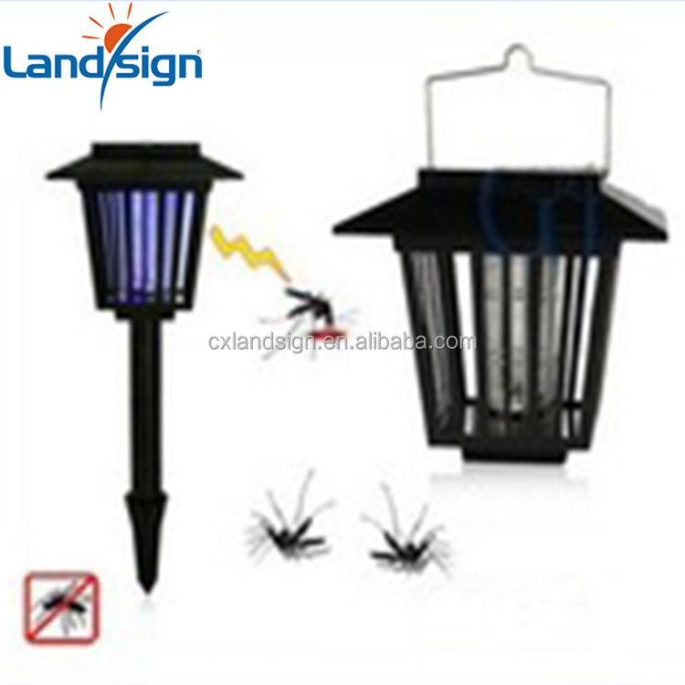 Цыси Landsign С CE и ROHS Солнечный Свет Производители Комаров Убийства Лампы