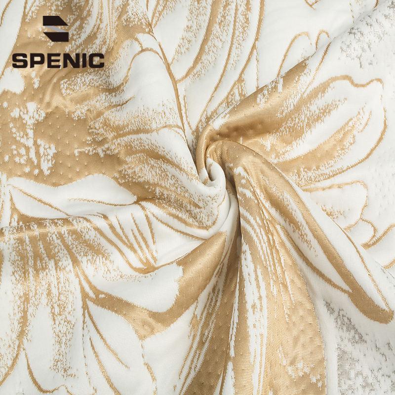 Étanche oreiller cochant tricot tissus produits tissu pour matelas en chine
