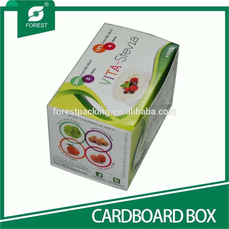 OEM картонные коробки накопителем для таблетки