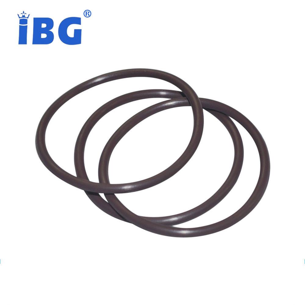 IBG di alta qualità marrone gomma viton o ring