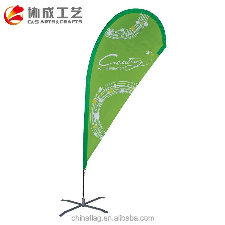 Лидер продаж высокое качество декоративное перо teardrop баннер флаги
