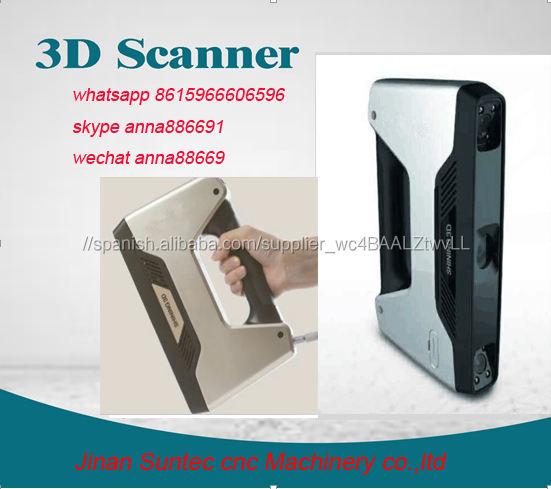 China hizo mini portátil <span class=keywords><strong>escáner</strong></span> 3d de piezas forsmall jade diamante